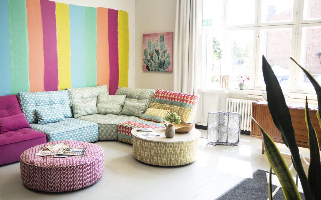 Asuntomessut Kouvolassa – Värejä, runsautta ja luonnonläheisyyttä